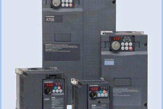 Преобразователи частоты Mitsubishi 740 (0.75-30 кВт)
