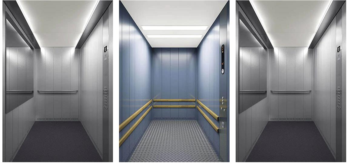 Больничные лифты KONE