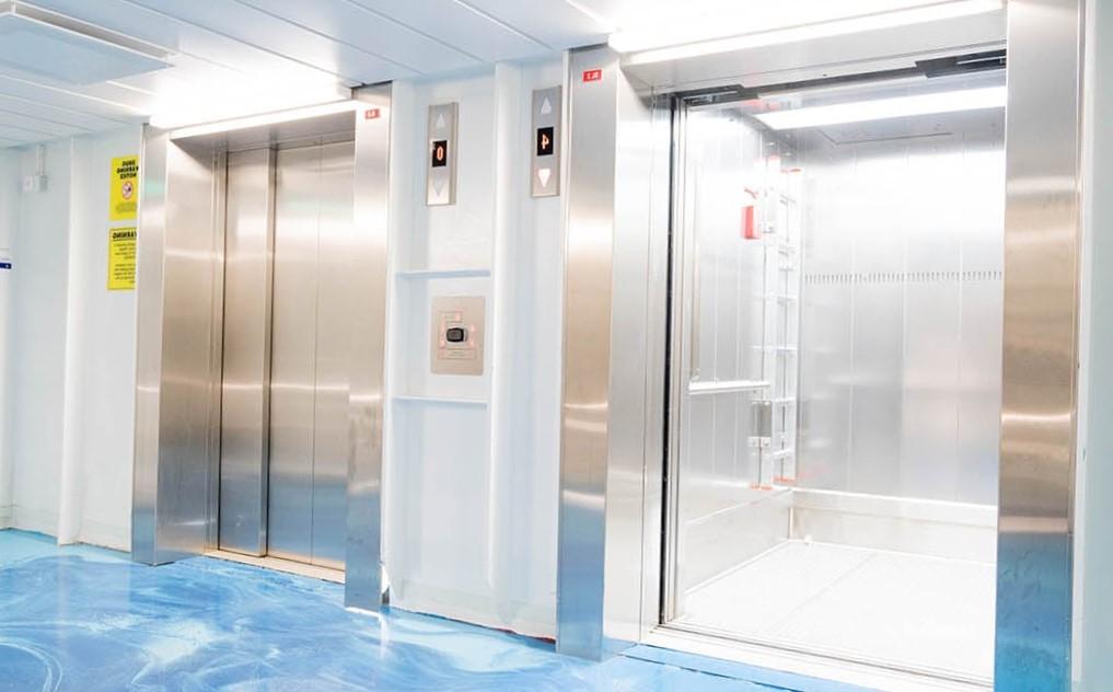 Грузовые лифты KONE