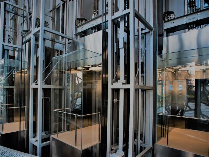обзорные или панорамные лифты
