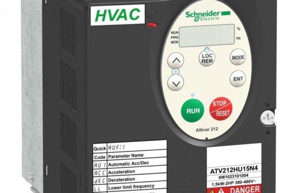 Преобразователь частоты Schneider ALTIVAR 212 (0.75-30кВт)